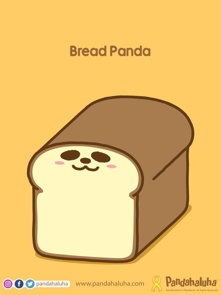 Pandahaluha - Bread Panda