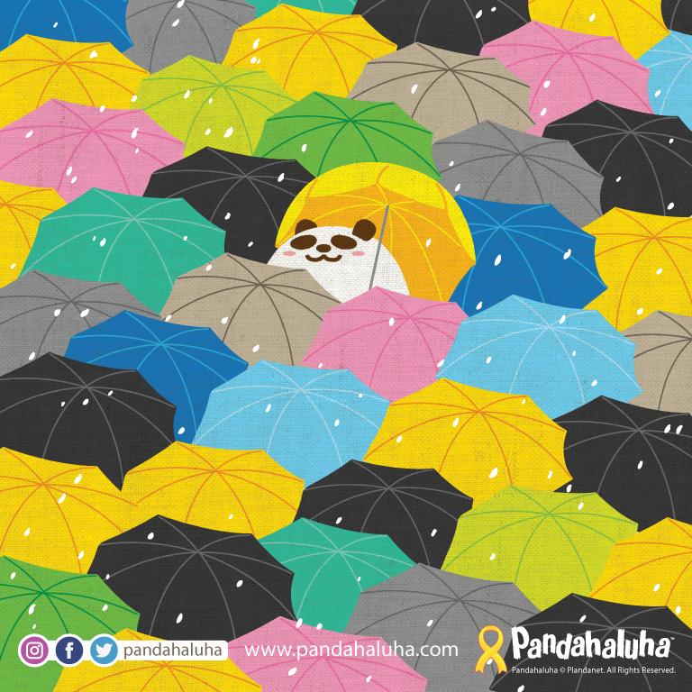 Pandahaluha - 風雨中抱緊自由