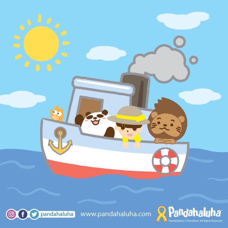 Pandahaluha - 今日好天氣!