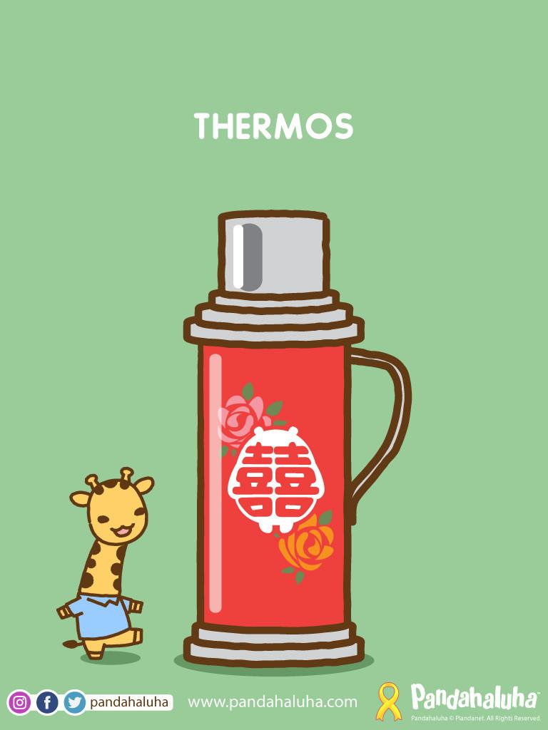 Pandahaluha - Thermos