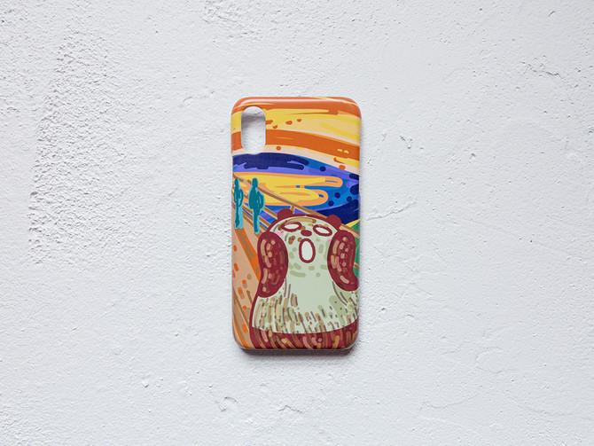 Pandahaluha iPhoneX Case