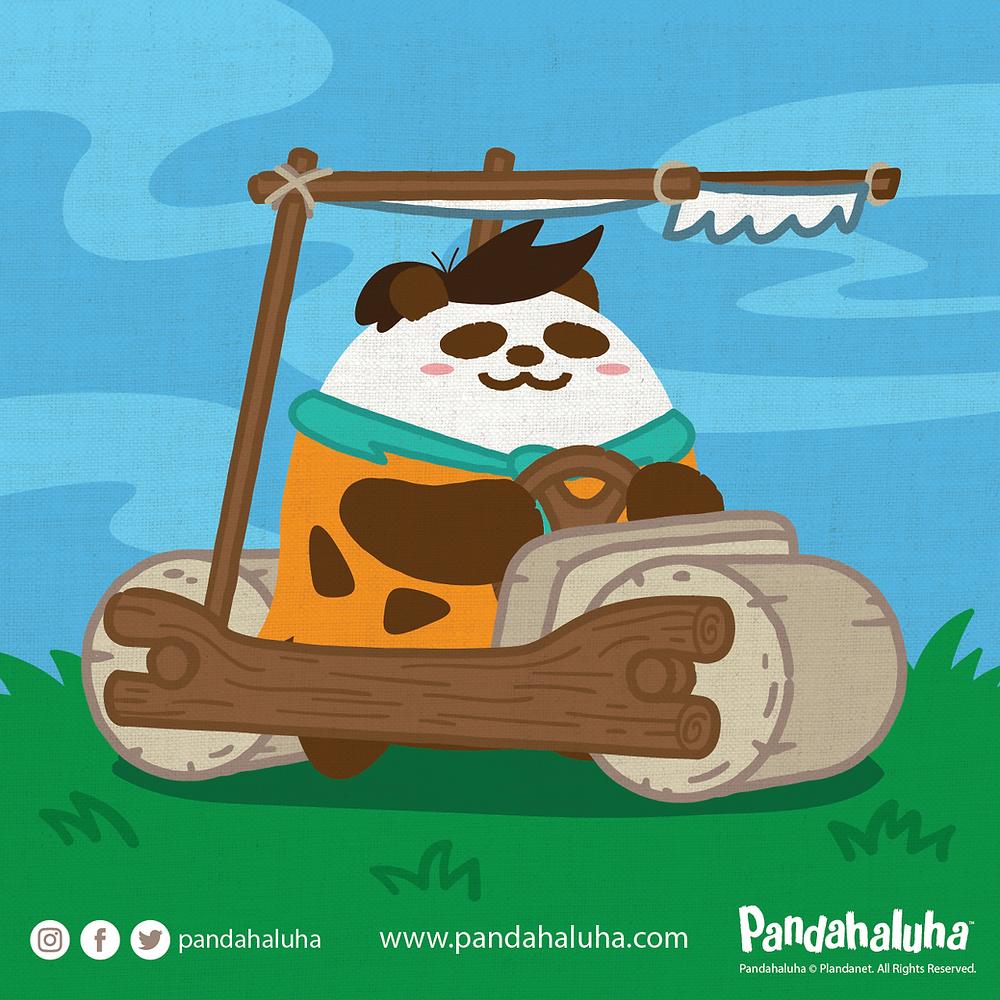 Pandahaluha - 這是什麼造型?