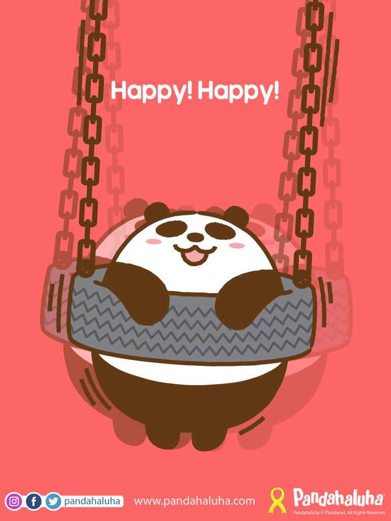Pandahaluha - Happy! Happy!