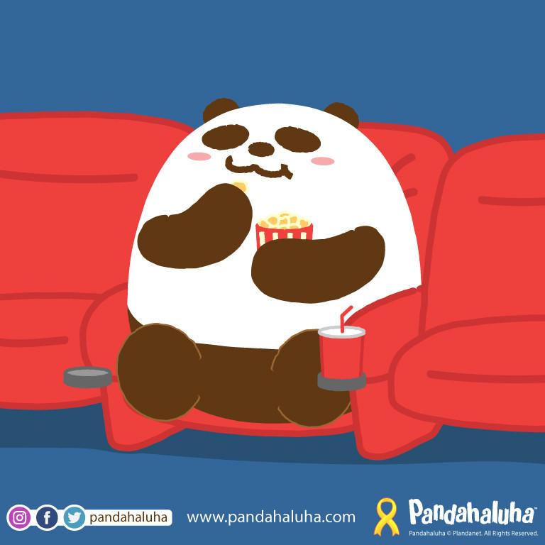 Pandahaluha - 看戲