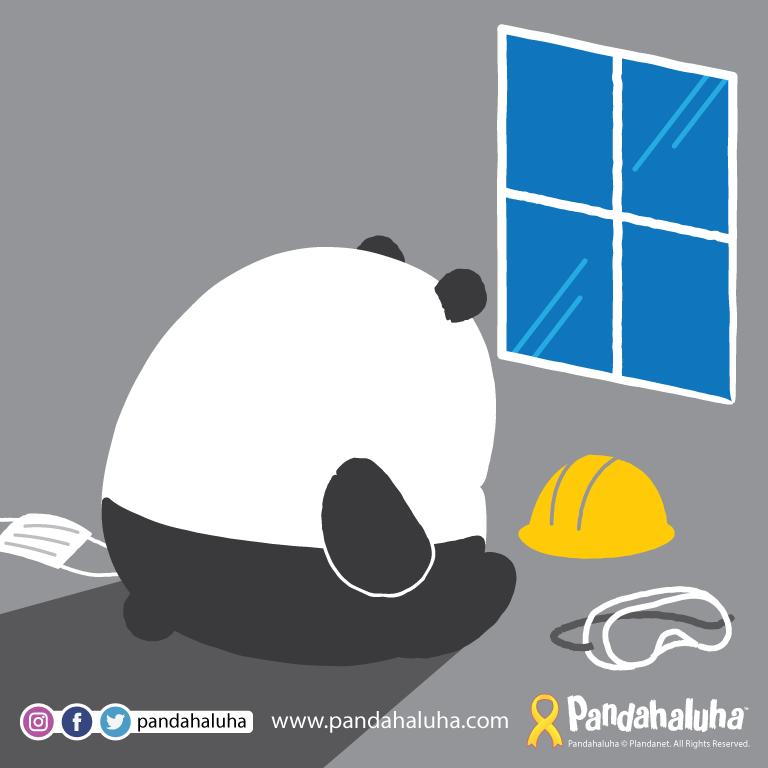 Pandahaluha - 香港人加油!