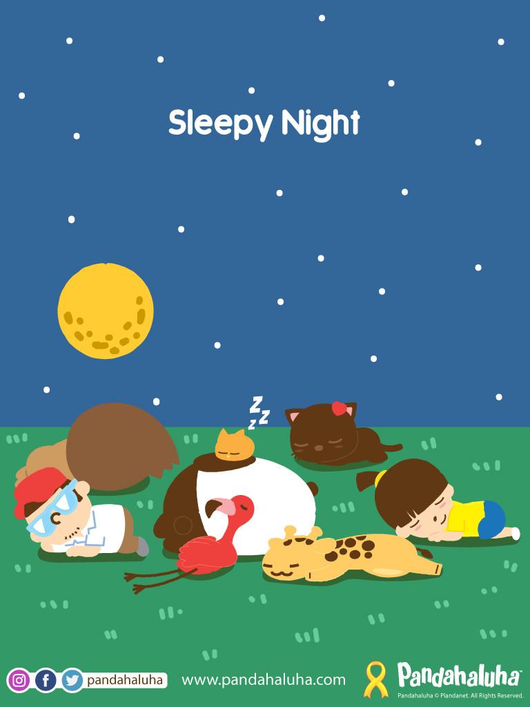 Pandahaluha - Sleepy Night