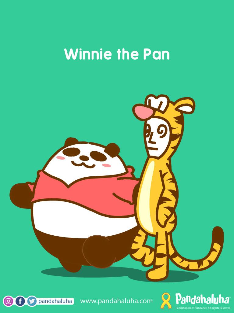 Winnie the Pan