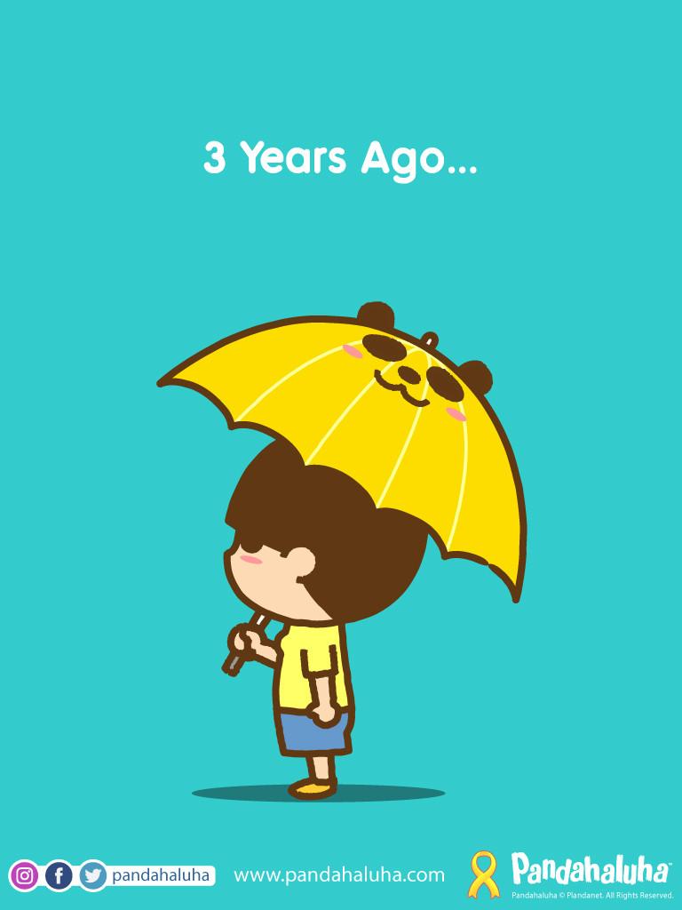 Pandahaluha - 3 years ago...