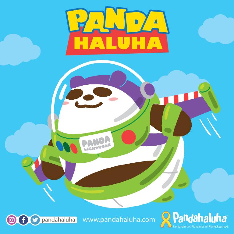 Pandahaluha - 想飛