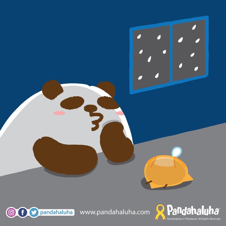 Pandahaluha - 有得有失