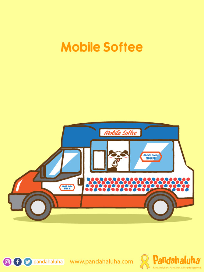 Mobile Softee