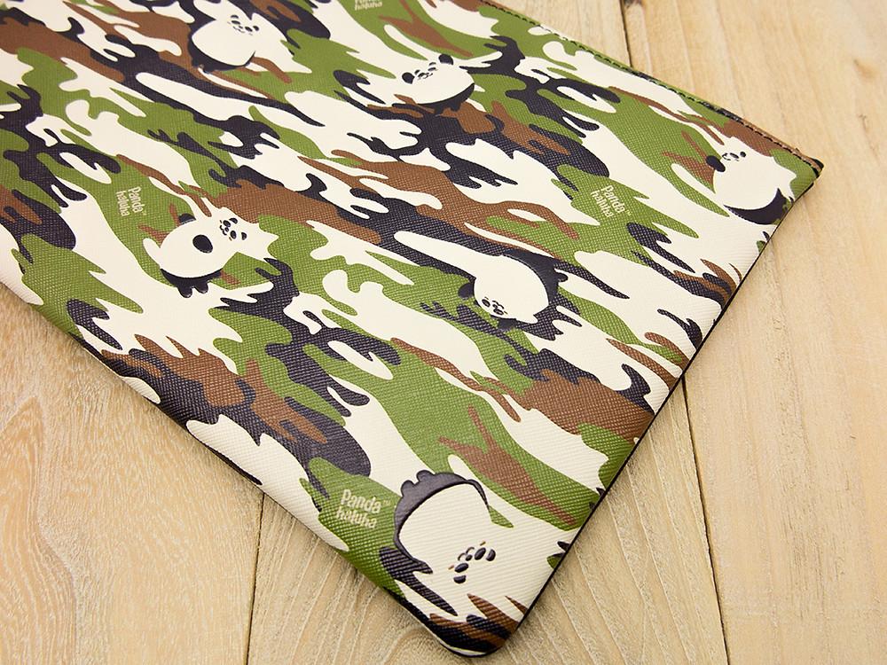Pandahaluha Camouflage Clutch Bag
