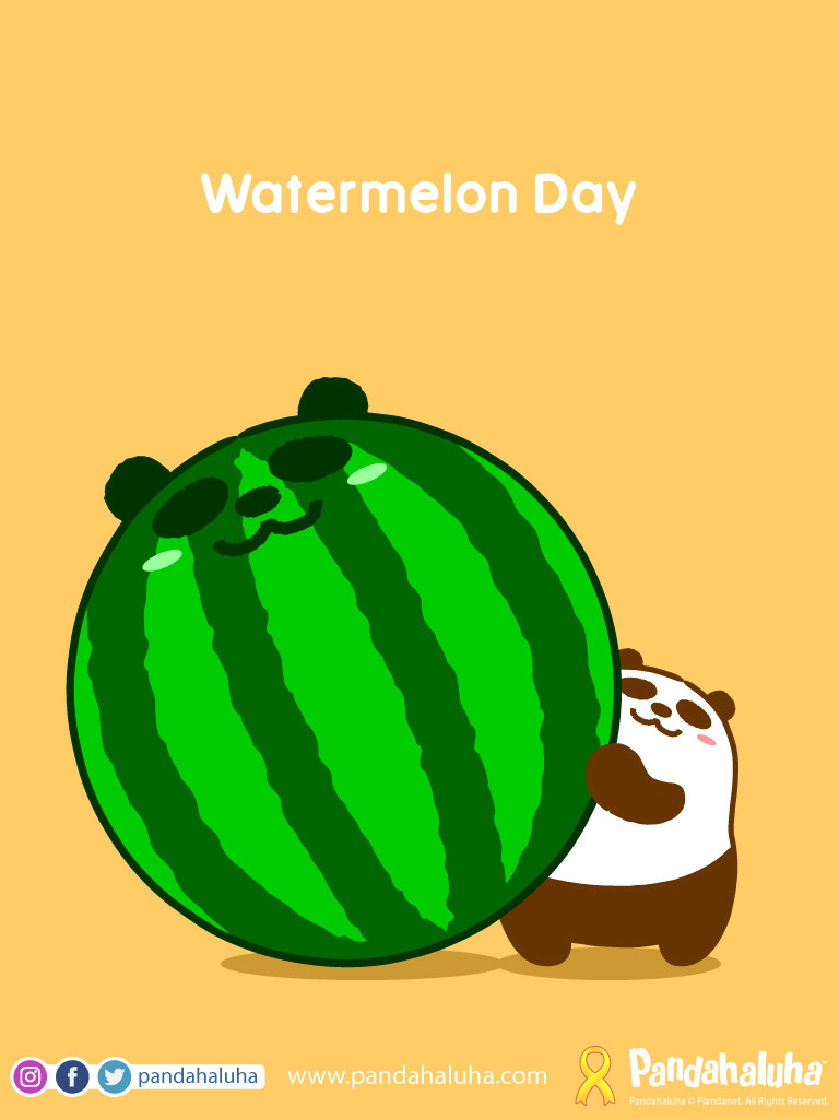 Pandahaluha - Watermelon Day