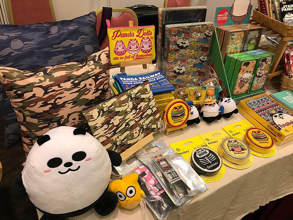 Pandahaluha - Hong Kong Handicraft and Design Exhibition