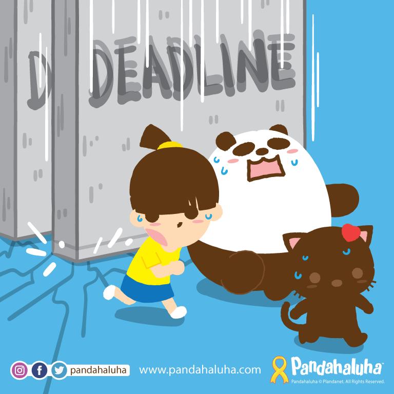 Pandahaluha - Deadline