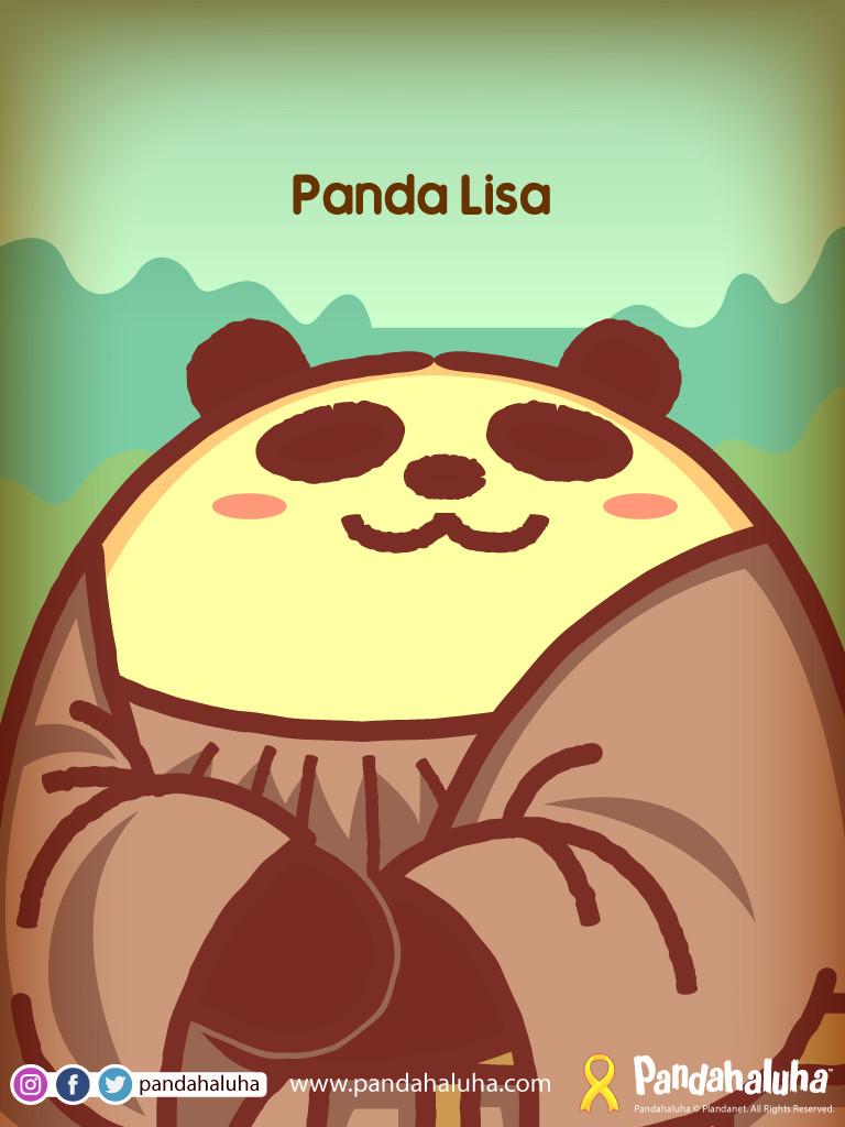 Pandahaluha - Panda Lisa