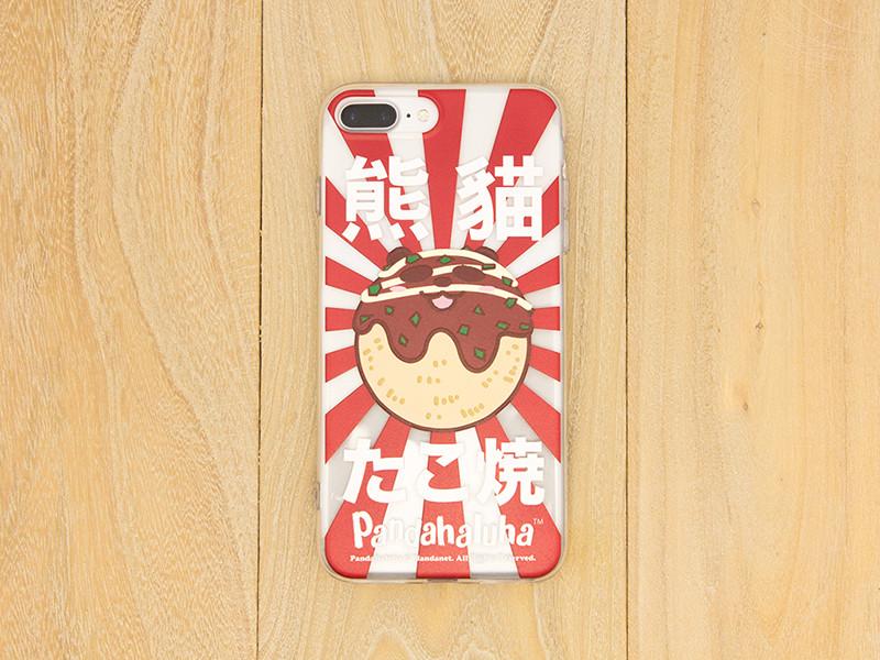 Pandahaluha iPhone 7+ case