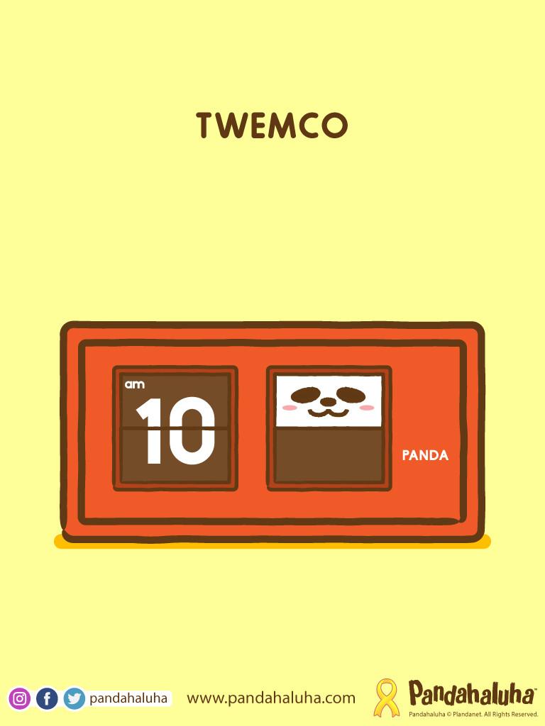 Pandahaluha - TWEMCO