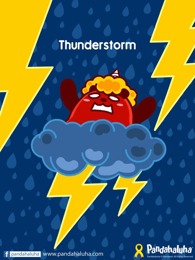 Thunderstorm Hong Kong
