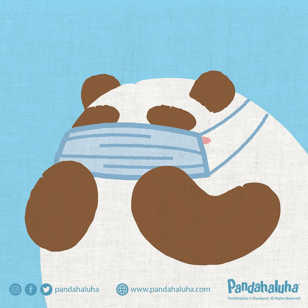 Pandahaluha - 疫情嚴重