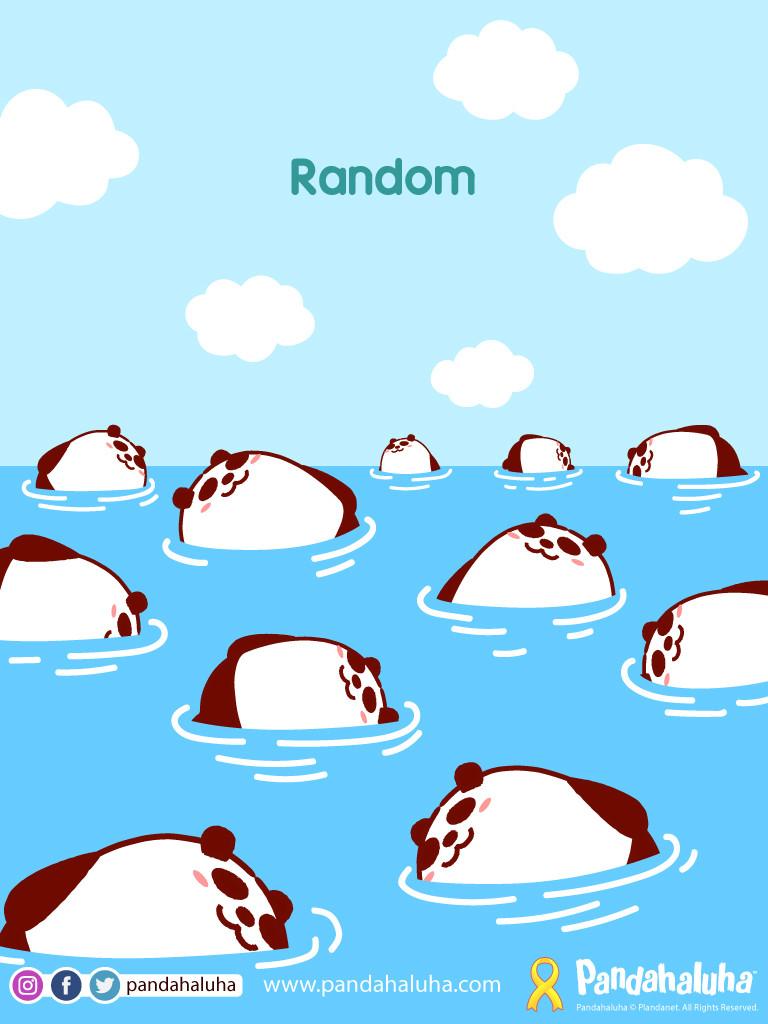 Pandahaluha - Random
