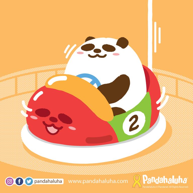 Pandahaluha - 碰碰車