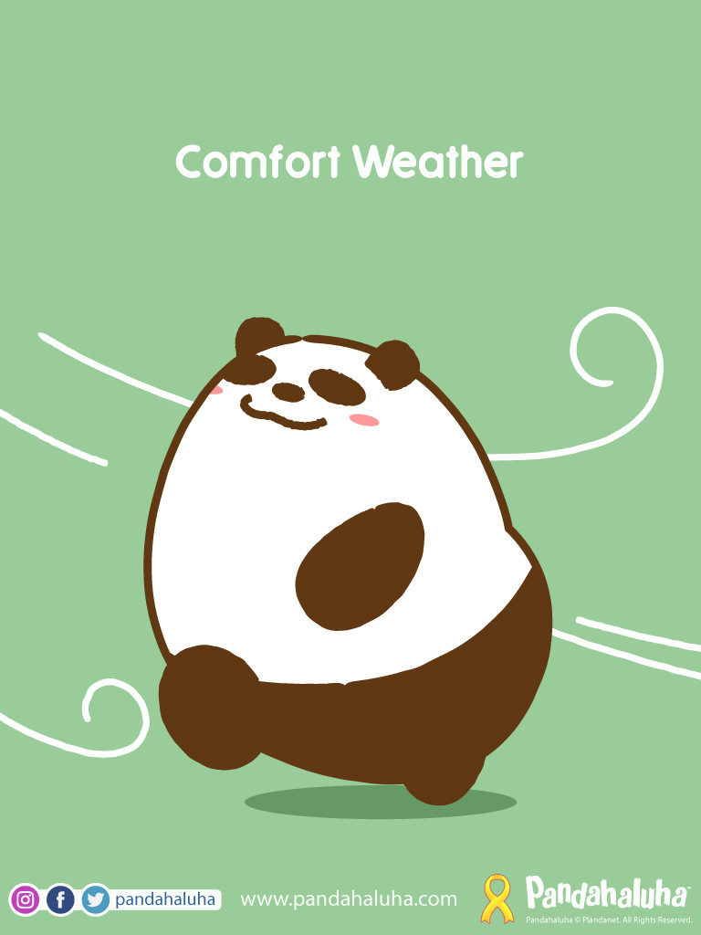Pandahaluha - Comfort Weather