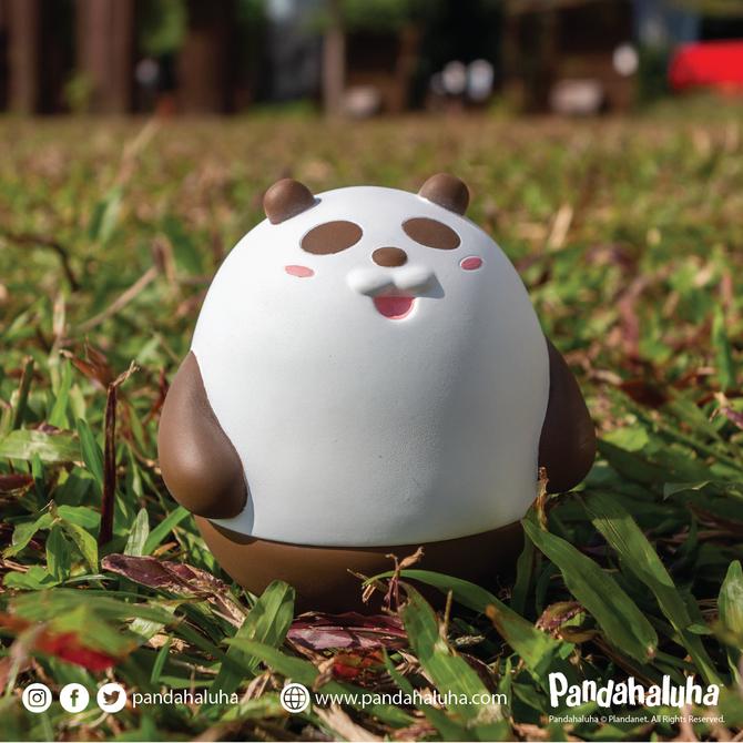 Pandahaluha 首款搪膠玩具接受預訂領養!