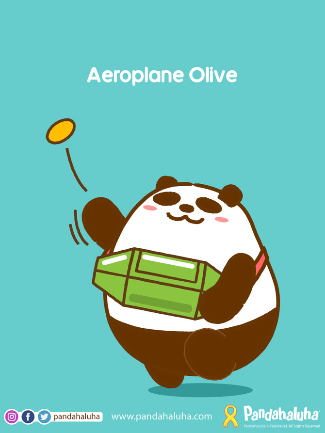 Aeroplane Olive