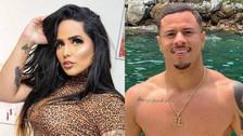 Perlla engata relação discreta com goleiro do Fluminense de 24 anos