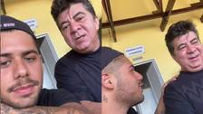 Zé Felipe lamenta morte do assessor de Leonardo por tiro acidental: 'Não dá pra acreditar'
