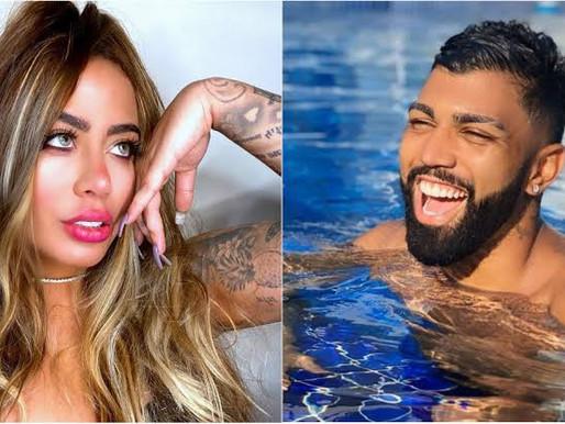 Reconciliação? Gabigol viaja e fãs especulam volta de namoro com Rafaella