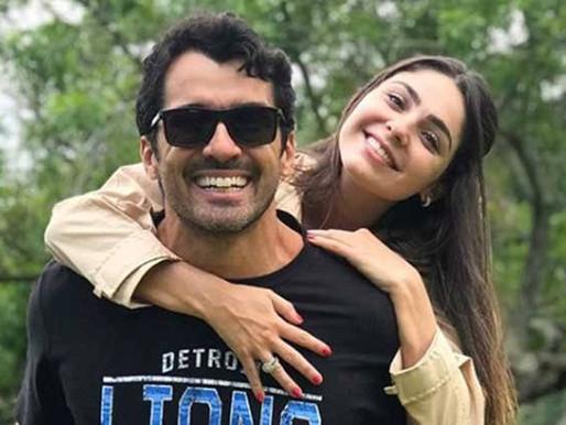 Marcela Barrozo rasga elogios para namorado