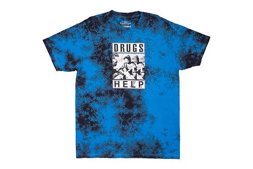 Pleasures Drugs Help T-Shirt