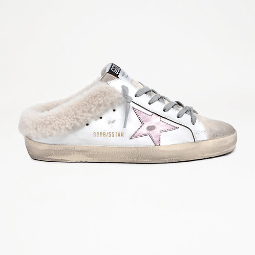 Golden Goose Super Star Sabot Sneaker