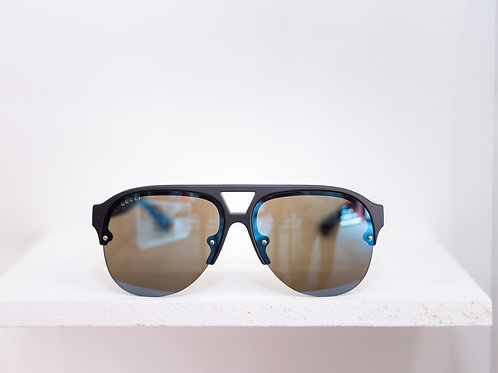 Injection Aviator Sunglasses