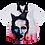Thumbnail: Pleasures x Marilyn Manson Watercolor Camp Shirt