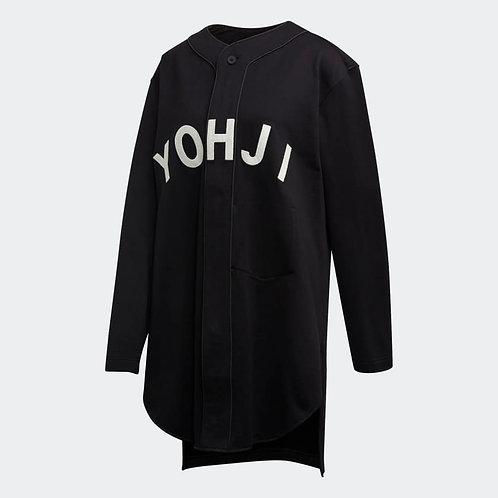 Y-3 Yohji Letters Baseball Shirt