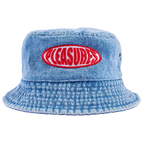Pleasures Bubble Logo Bucket Hat