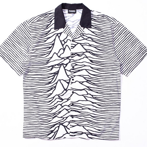 Pleasures x JD Waves SS Button Down