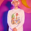Thumbnail: Chinatown Market Smiley Friends LS Tee