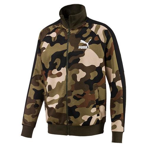 Puma Wild Pack T7 Track Jacket AOP