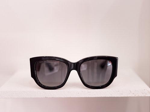 Women's Acetate Oval Sunglasses