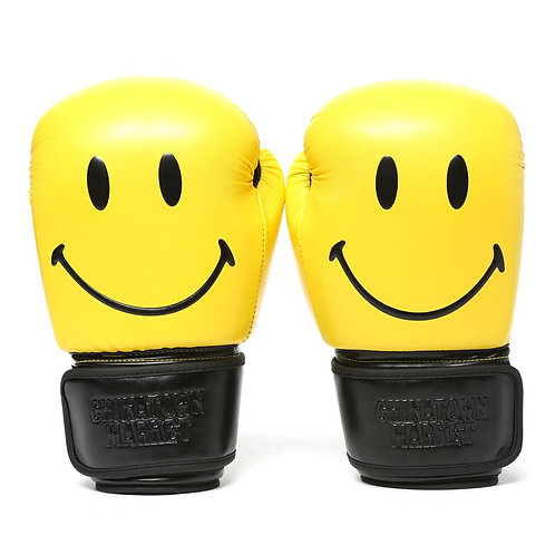 Chinatown Market Smiley Boxing Gloves