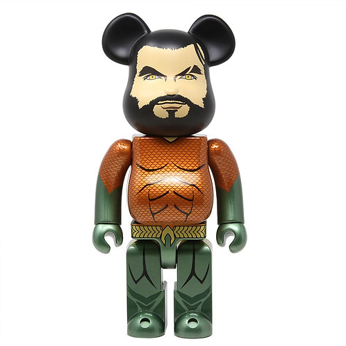 BE@RBRICK Aquaman 400% BEA