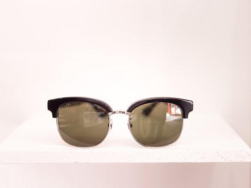 Acetate Round Sunglasses