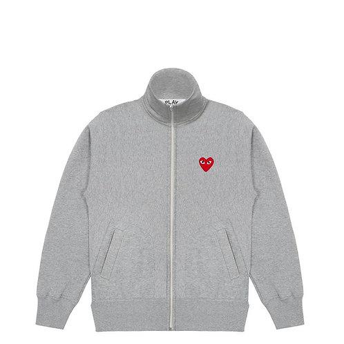 PLAY Comme des Garçons Sweatshirt with 5 Hearts
