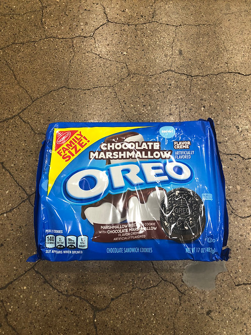 Oreo Chocolate Marshmallow