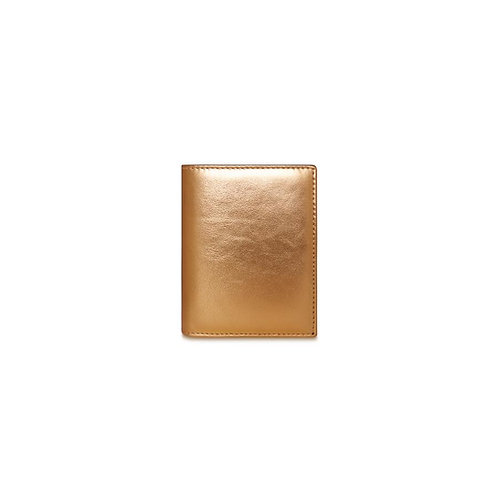 CDG Wallet Gold Style Gold