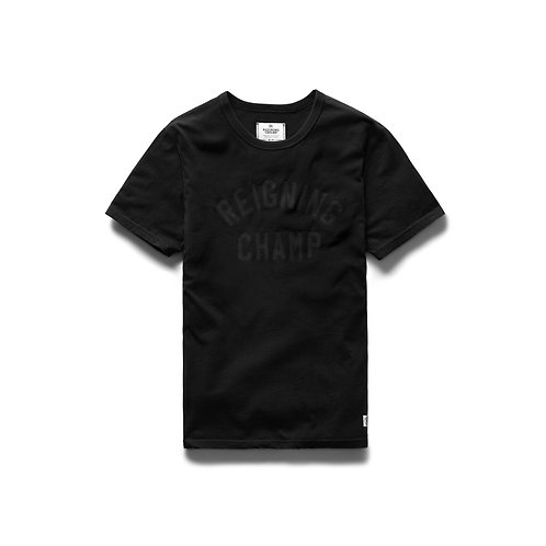Reigning Champ Club Logo Tee